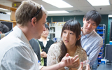 Fukushima University students visit CSU