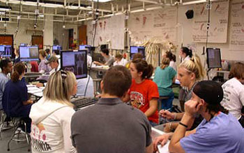 Gross Anatomy Classes Provide Rare Experience for Undergraduate Students