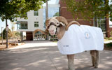 Cam the Ram outside of the VDL