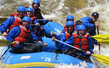 Dow Rafting