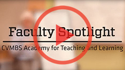 faculty spotlight video