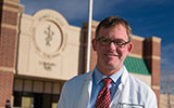 Dr. Tim Hackett, James L. Voss Veterinary Teaching Hospital, Director