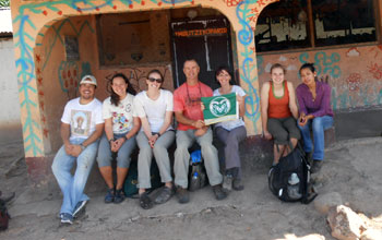 the Honduras cookstove group